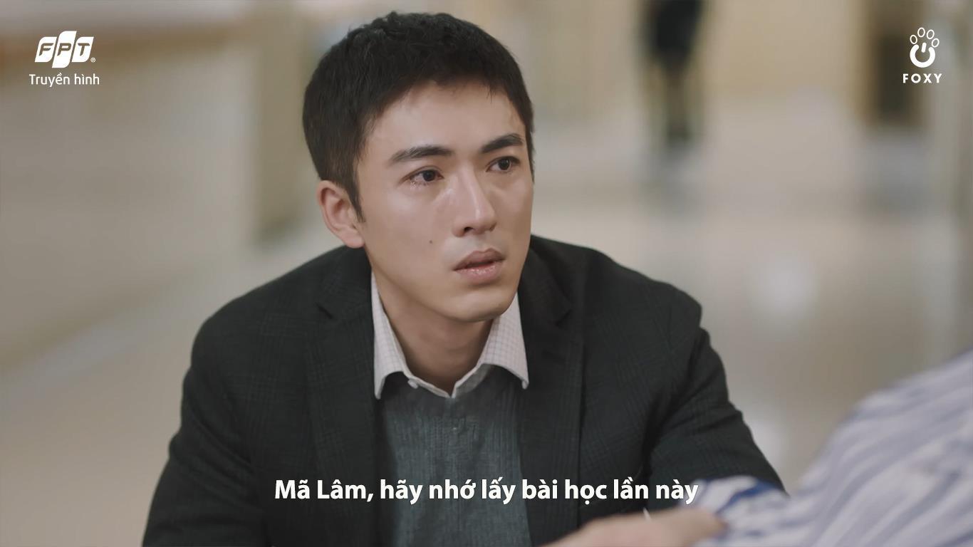 """Huỳnh Hiểu Minh đúng chuẩn """"sếp nhà người ta"""" trong Lật Kèo - Ảnh 3."""