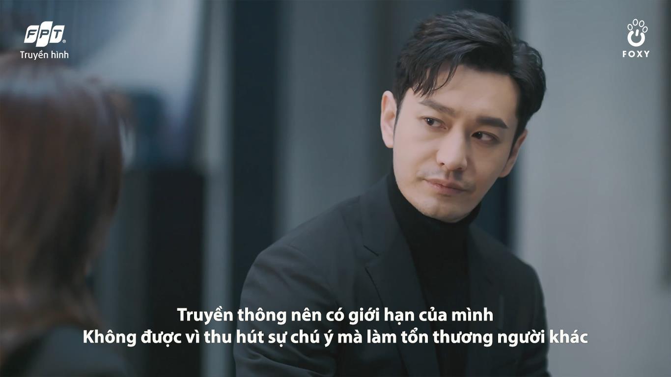 """Huỳnh Hiểu Minh đúng chuẩn """"sếp nhà người ta"""" trong Lật Kèo - Ảnh 5."""