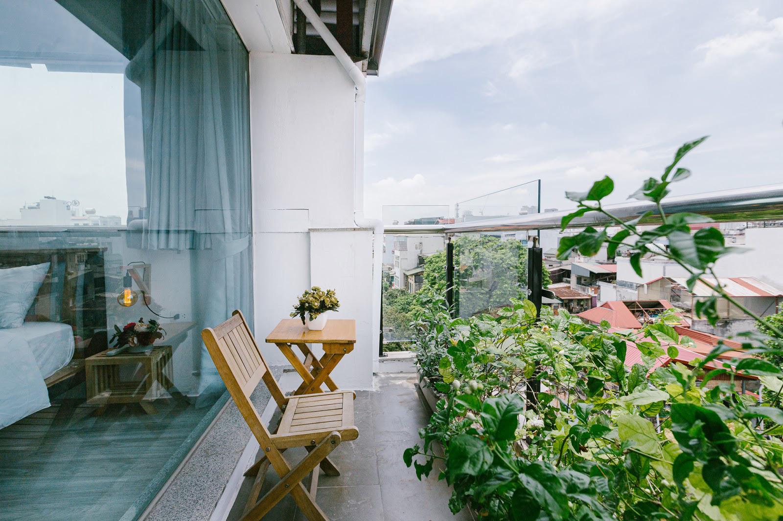 Nghía Sazi Homestay ngay trung tâm Hà Nội: Chill hết nấc, ấm cúng hết cỡ - Ảnh 7.