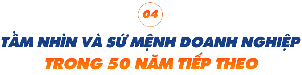50 năm với sứ mệnh mang lại cuộc sống tốt đẹp hơn cho người Việt - Ảnh 11.