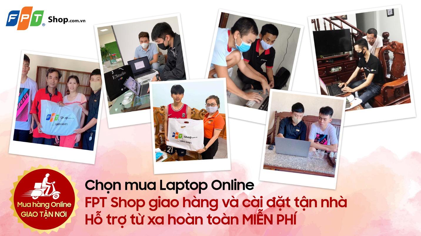 Đón đầu xu hướng học tập và làm việc tại nhà mùa Covid-19, doanh số laptop tại FPT Shop tăng gấp 5 lần - Ảnh 2.