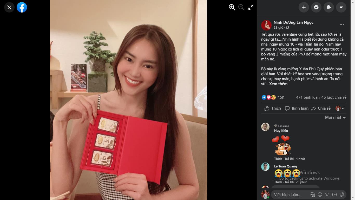 Đu trend sao Việt săn trang sức phiên bản giới hạn vía Thần Tài - Ảnh 5.