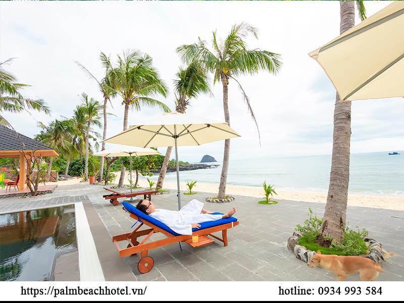 Palm Beach Hotel - khách sạn tốt tại Phú Yên mùa du lịch - Ảnh 1.