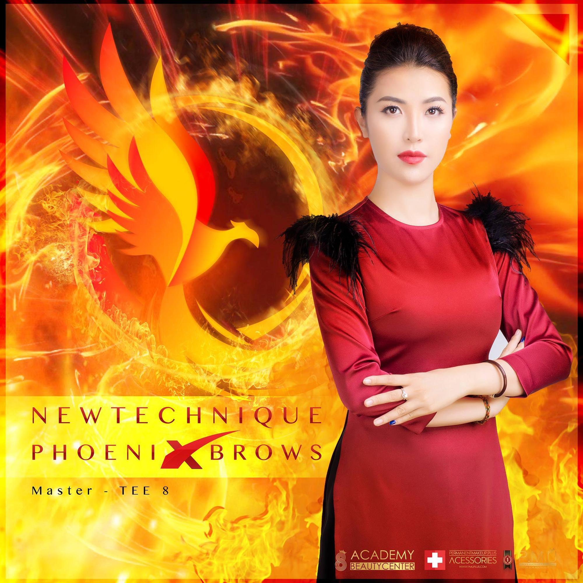 Nâng tầm giá trị ngành phun xăm Việt Nam với kỹ thuật chân mày phượng hoàng của TEE8 Beauty Academy - Ảnh 1.