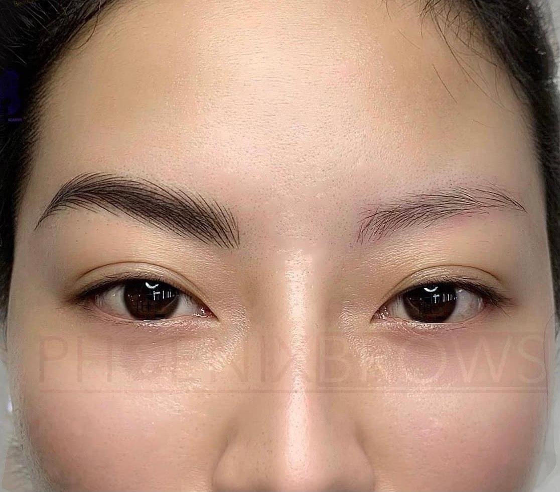 Nâng tầm giá trị ngành phun xăm Việt Nam với kỹ thuật chân mày phượng hoàng của TEE8 Beauty Academy - Ảnh 2.