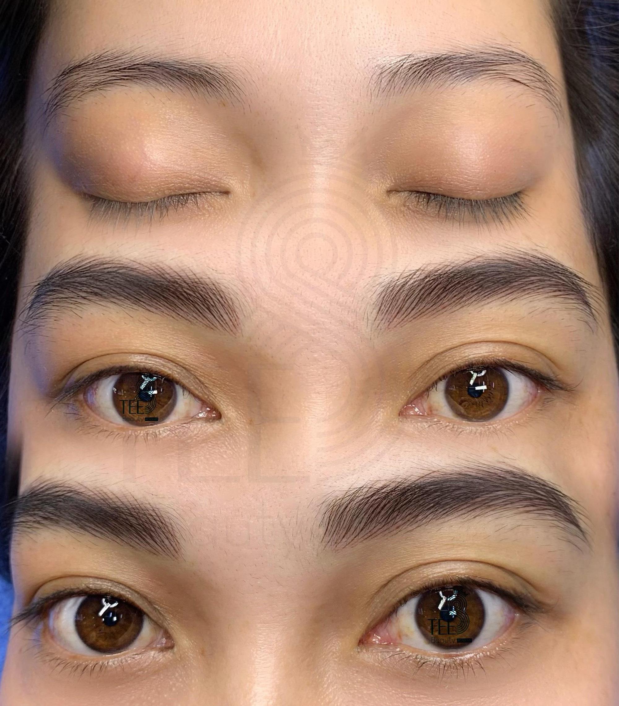 Nâng tầm giá trị ngành phun xăm Việt Nam với kỹ thuật chân mày phượng hoàng của TEE8 Beauty Academy - Ảnh 3.