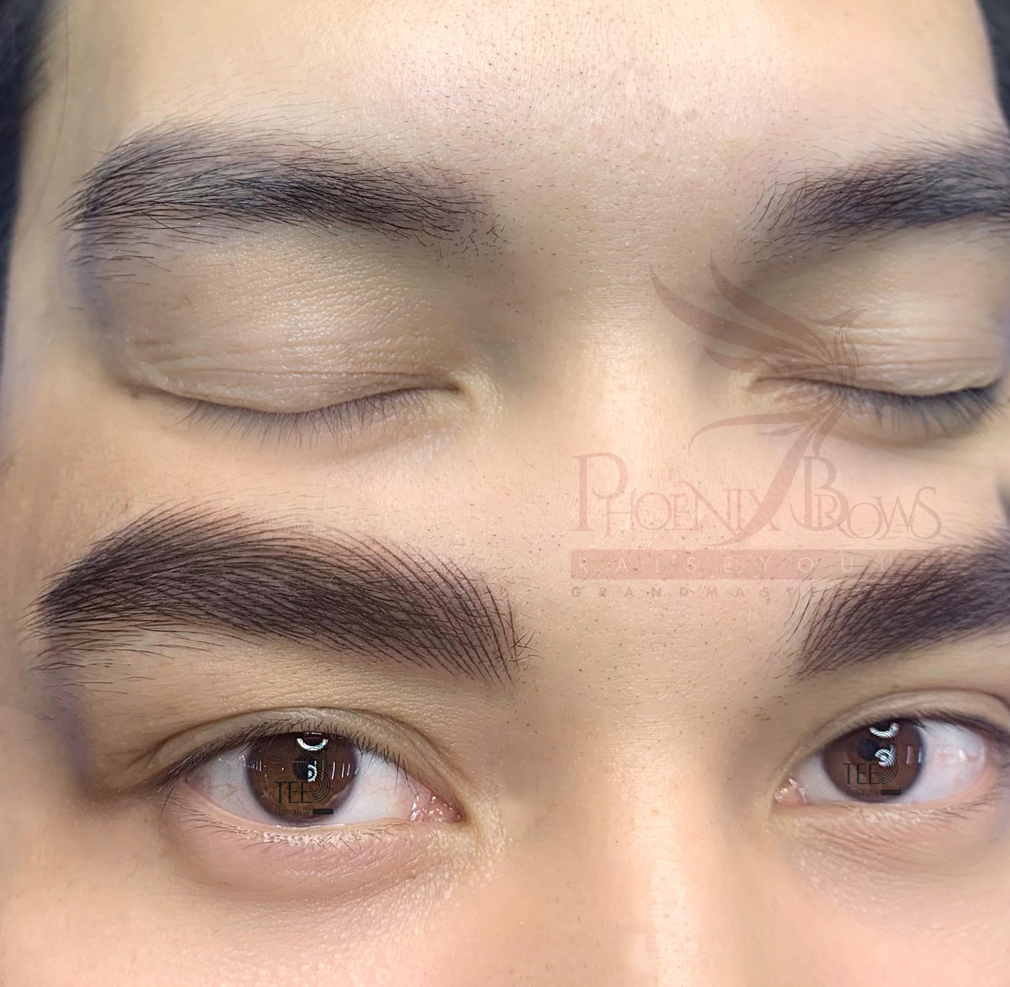 Nâng tầm giá trị ngành phun xăm Việt Nam với kỹ thuật chân mày phượng hoàng của TEE8 Beauty Academy - Ảnh 4.