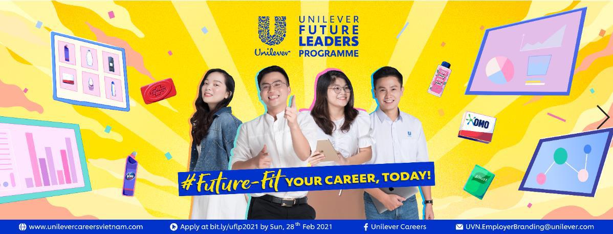 Đằng sau câu chuyện trưởng thành cùng chương trình Nhà Lãnh Đạo Tương Lai Unilever - Ảnh 1.