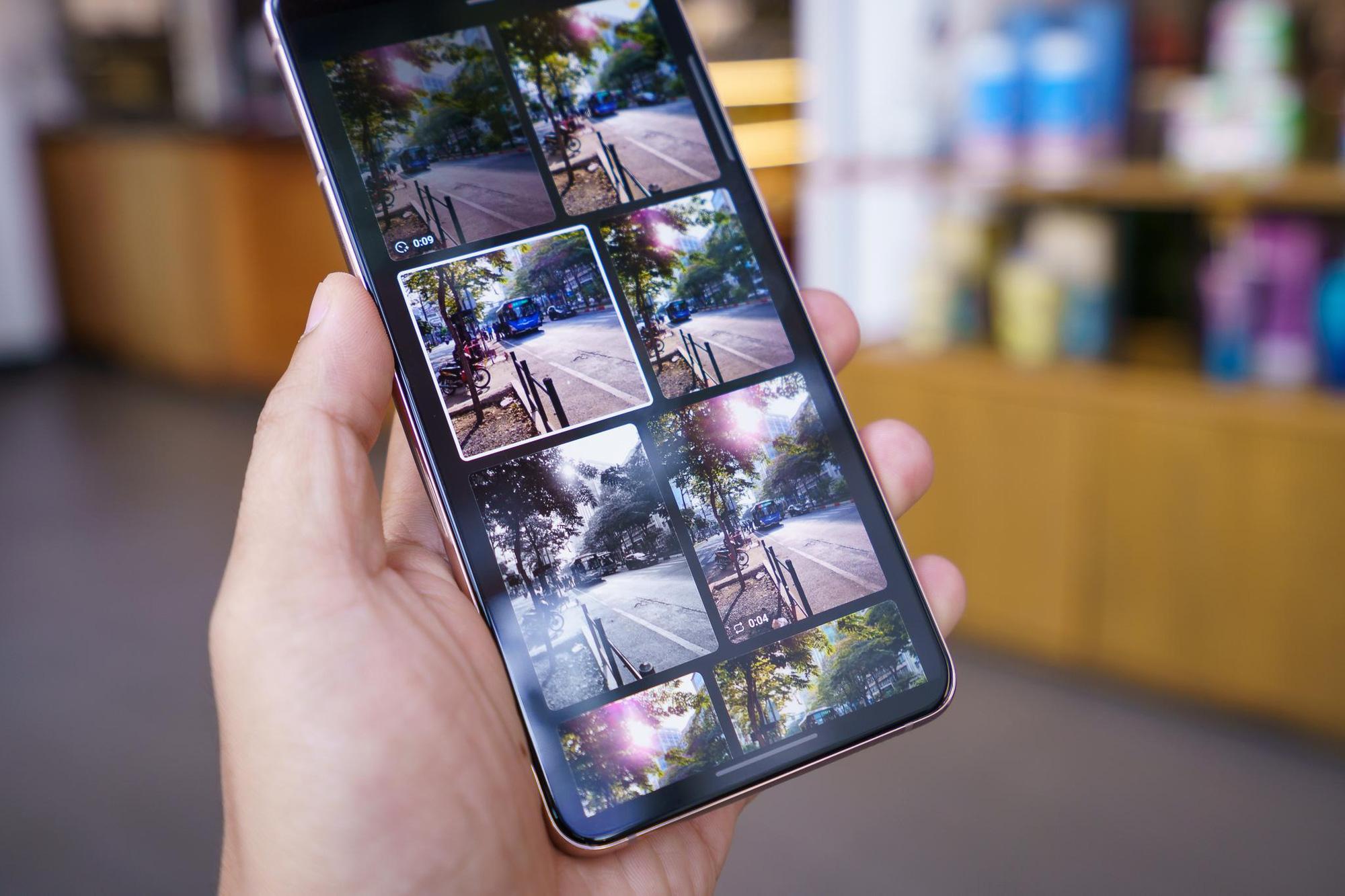 Bắt trọn mọi khoảnh khắc, từ video siêu chậm đến siêu nhanh chỉ cần 1 nút với Galaxy S21 - Ảnh 2.