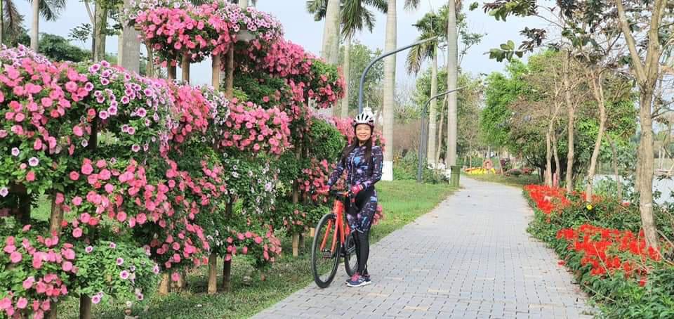 Hơn một triệu bông hồng nở hoa rực rỡ khắp Ecopark - Ảnh 12.