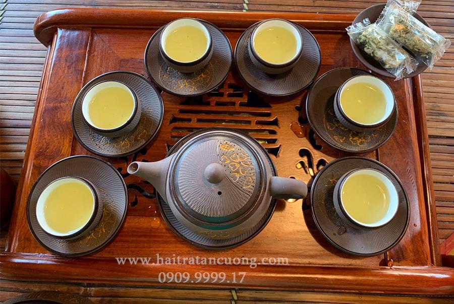 Hải Trà Tân Cương chinh phục giới sành trà bằng yếu tố nào? - Ảnh 4.