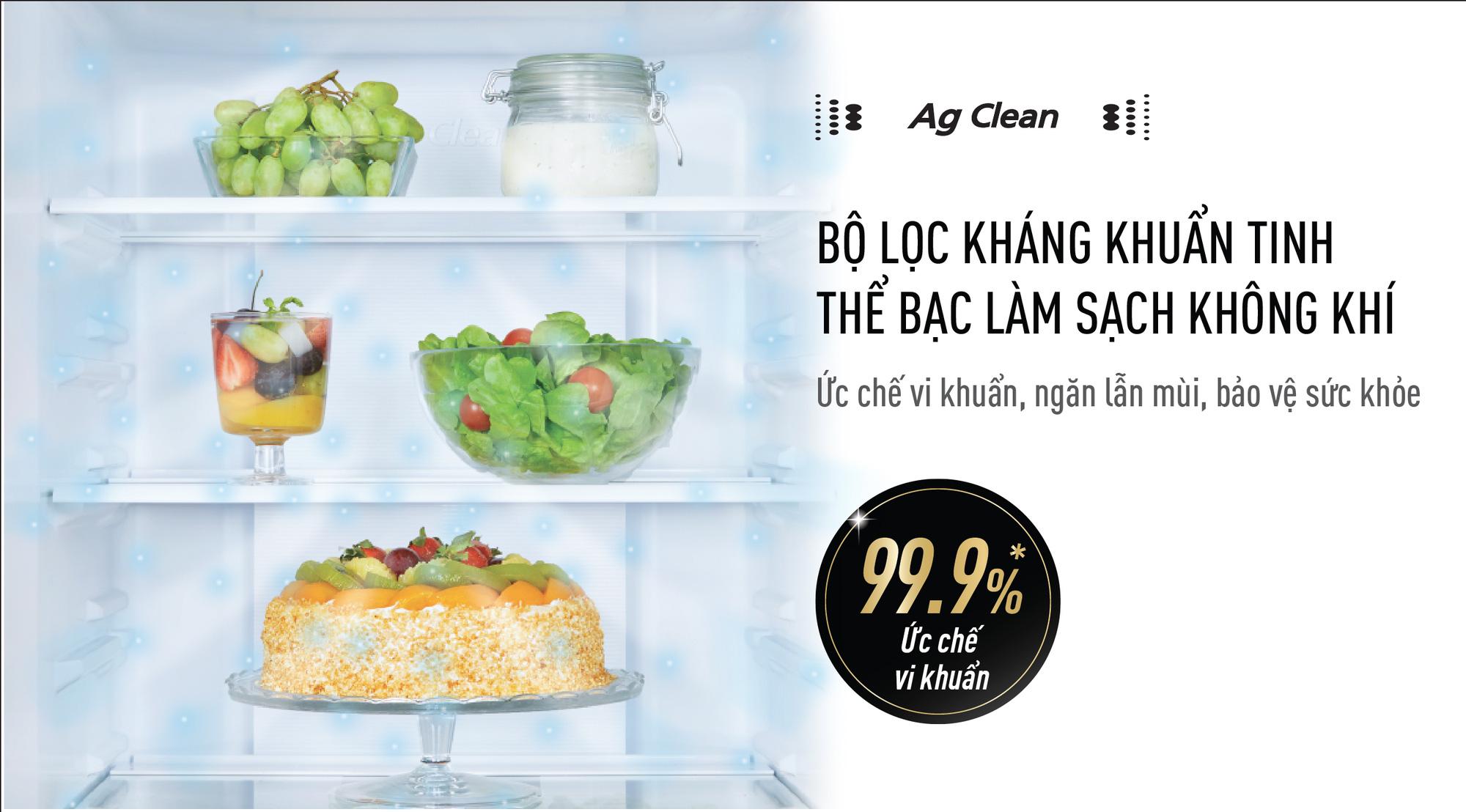 Tủ lạnh kháng khuẩn trong tầm giá: Có nên chọn Panasonic? - Ảnh 1.