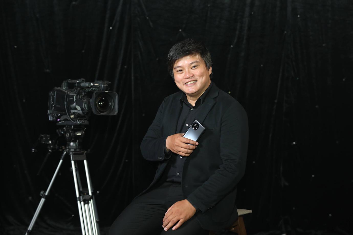 """Sau thành công vang dội của """"Ròm"""", đạo diễn Trần Thanh Huy ấp ủ dự án phim được quay 100% bằng điện thoại - Ảnh 2."""