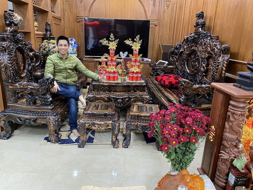 Đồ gỗ Thành Luân - Nâng tầm phong cách gia đình bạn - Ảnh 1.