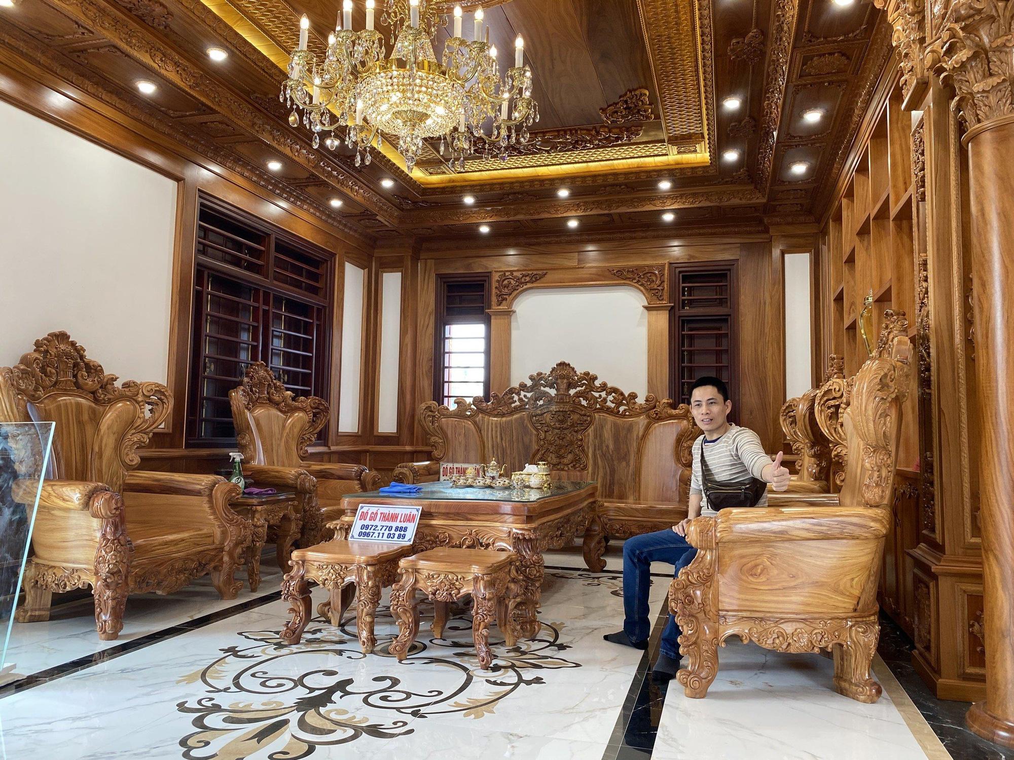Đồ gỗ Thành Luân - Nâng tầm phong cách gia đình bạn - Ảnh 2.
