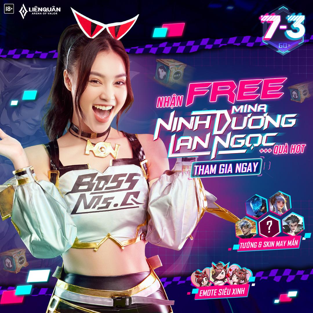 HOT: Garena tiếp tục bắt tay với KOLs khủng trong dự án tung ra skin Việt Nam free mới - Ảnh 2.