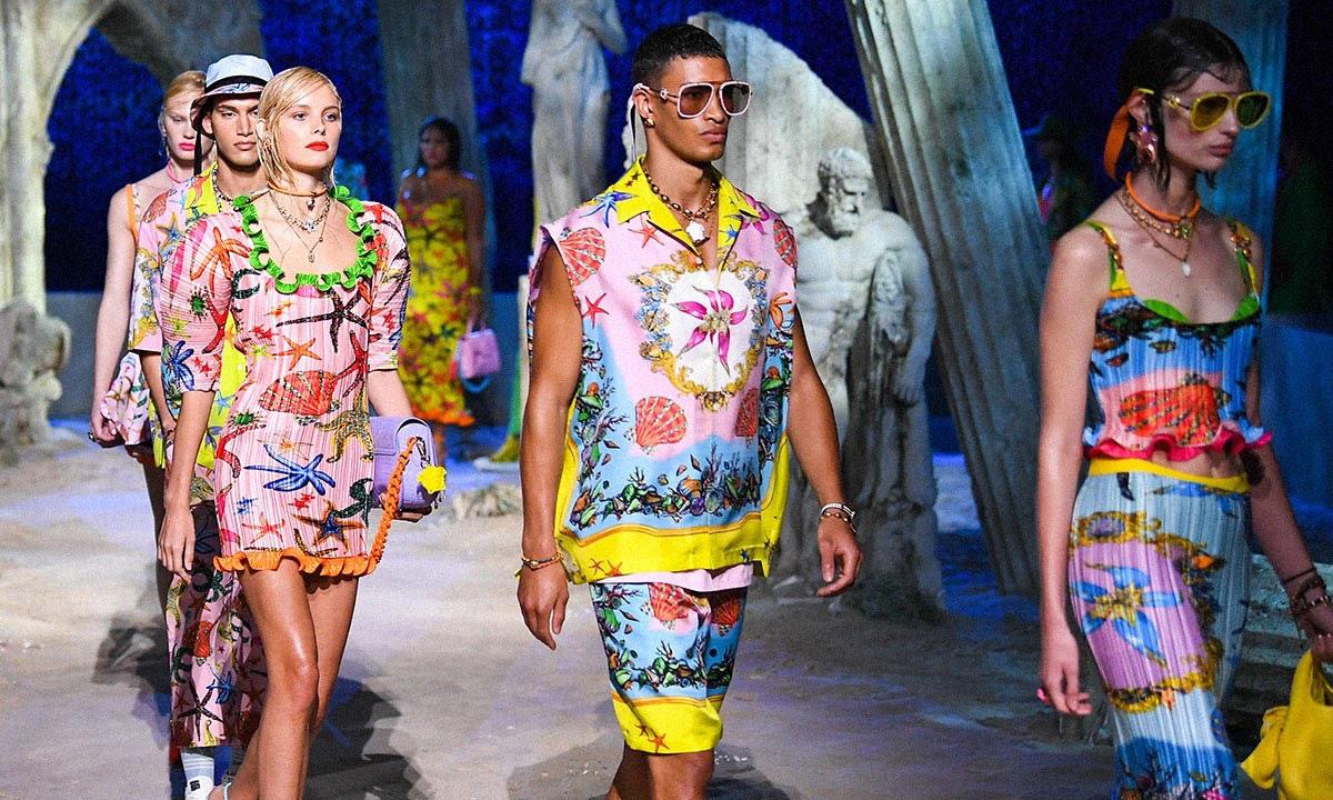 Bắt ngay xu hướng thời trang đến từ các thương hiệu nổi tiếng cho mùa Xuân - Hè 2021 - Ảnh 6.