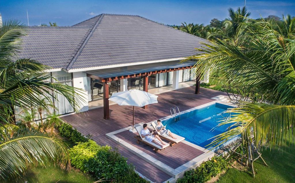 Đón năm mới tại resort cao cấp giữa đảo Ngọc - Ảnh 2.