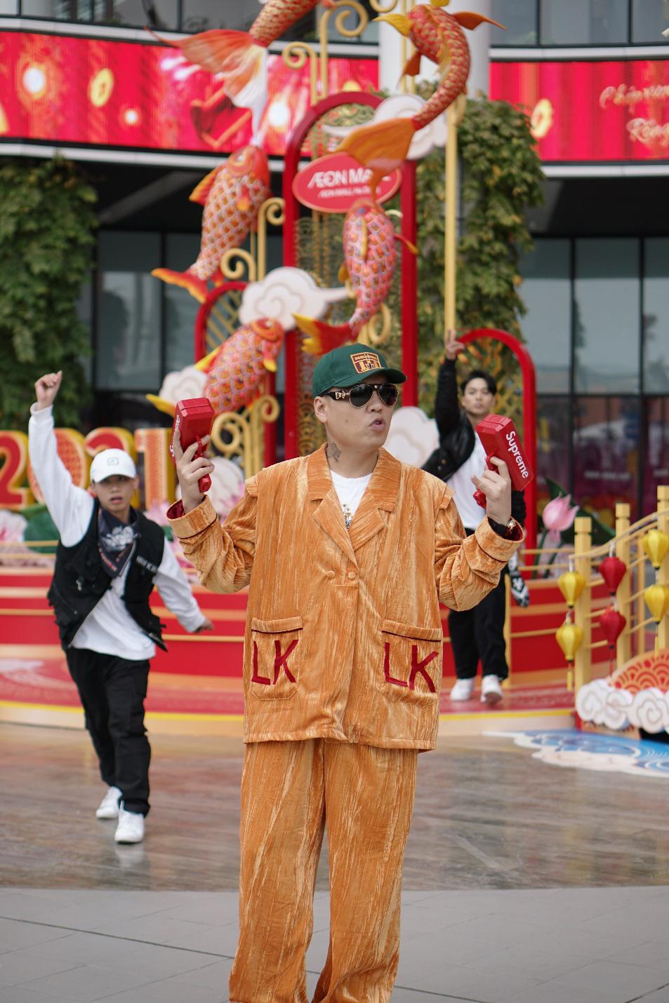 """LK ra phiên bản """"Hà Đông xịn"""", rủ các dân chơi Thủ đô về Hà Đông chơi Tết bao """"ngầu"""", bao yên tâm mùa dịch - Ảnh 4."""