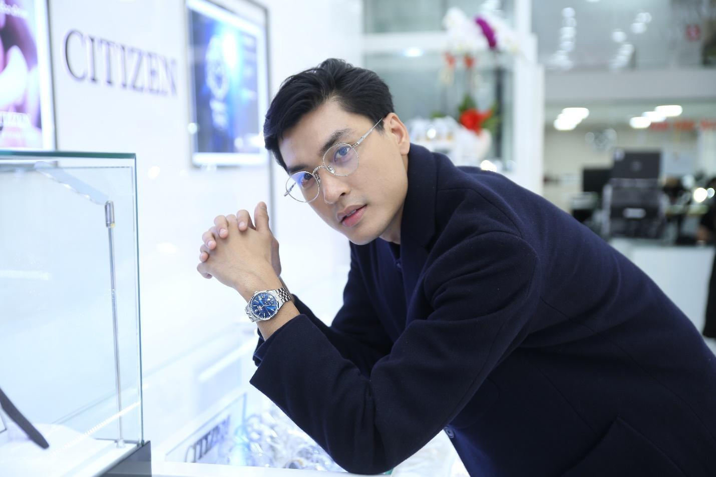 Châu Bùi, Quang Đại khoe thần thái trong sự kiện ra mắt BST mới từ CITIZEN - Ảnh 5.