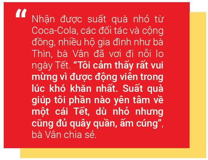 Én vàng, sắc đỏ và hành trình lan toả Tết diệu kỳ của Coca-cola sau năm nhiều biến động - Ảnh 6.