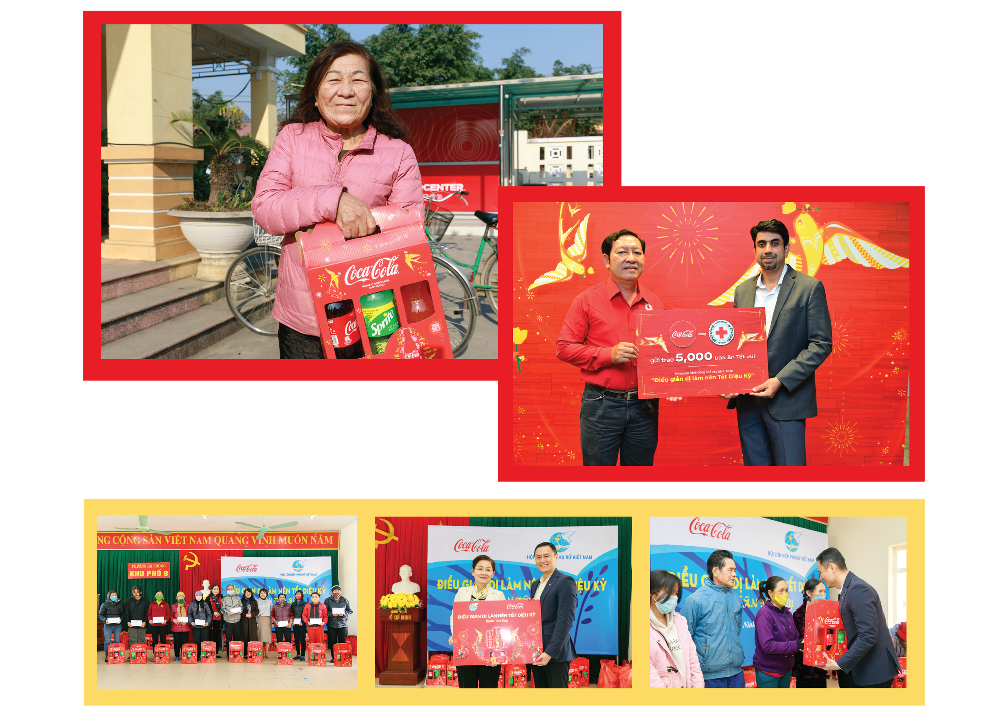 Én vàng, sắc đỏ và hành trình lan toả Tết diệu kỳ của Coca-cola sau năm nhiều biến động - Ảnh 7.