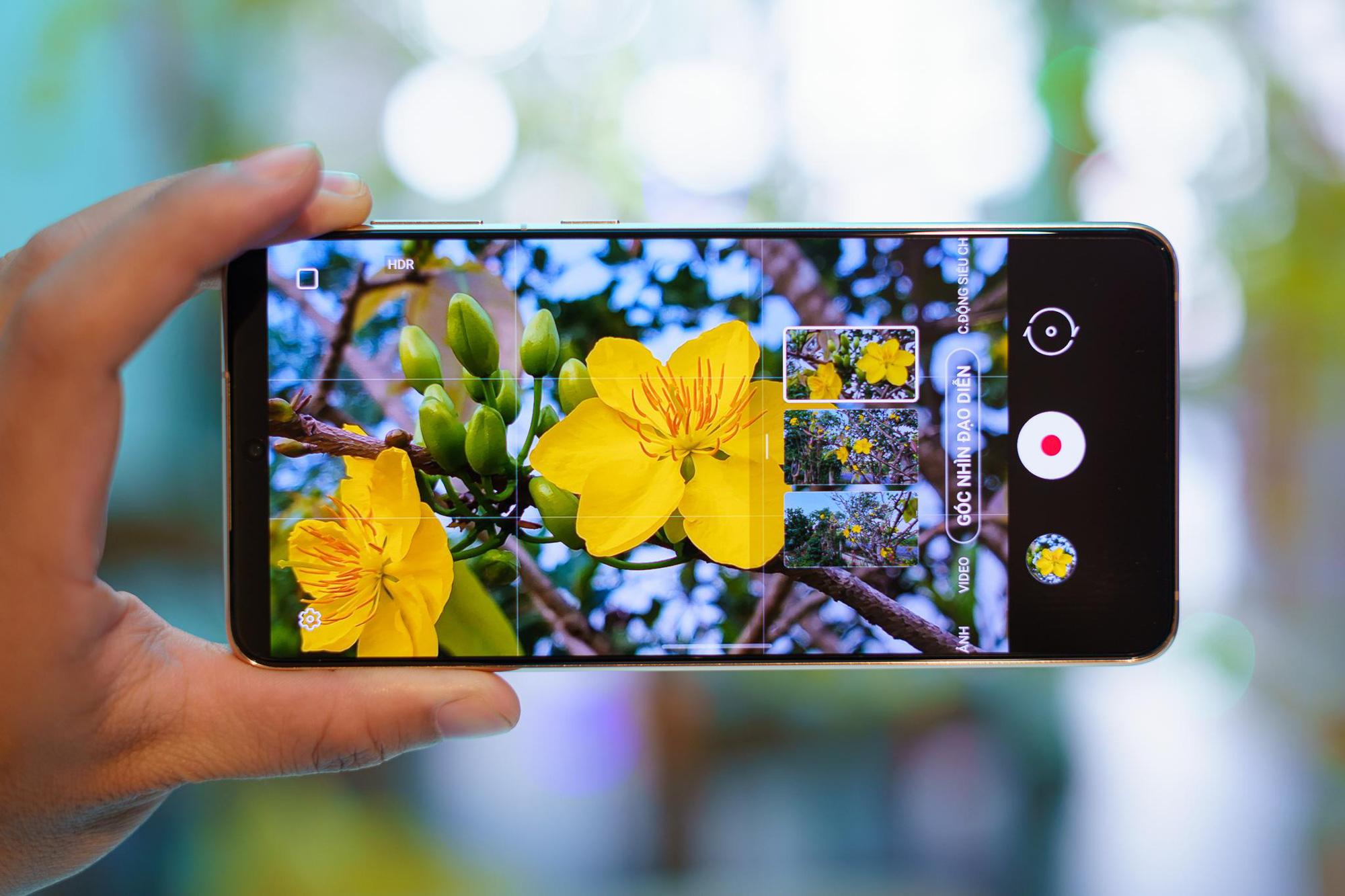 Hiếm có smartphone nào cho người dùng nhiều quyền lựa chọn như Galaxy S21 series - Ảnh 2.