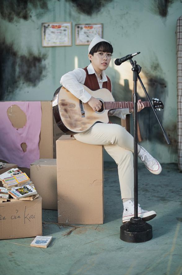 """Kai Đinh, Min kể về """"lời nói dối"""" kinh điển của cha mẹ trong ca khúc mới - Ảnh 5."""