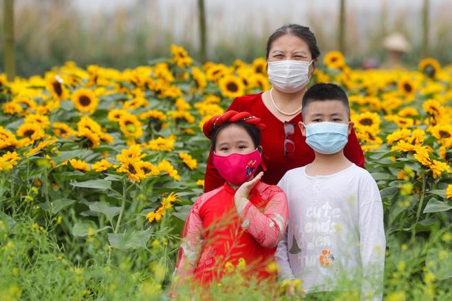 Home Hanoi Xuan 2021 - Nơi gặp gỡ hoa cỏ mùa xuân - Ảnh 6.