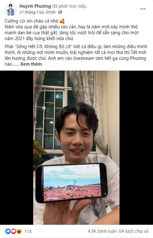 Hội bạn thân Ribi Sachi, Huỳnh Phương, Thái Vũ... bàn cách sống hết cỡ, không bỏ lỡ 2021 - Ảnh 2.