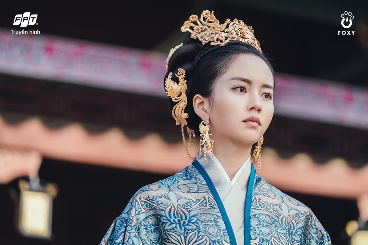 Sông Đón Trăng Lên, bộ phim cổ trang Hàn Quốc mới nhất không thể bỏ qua - Ảnh 2.