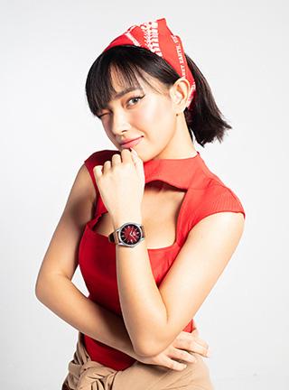 Citizen ra mắt đồng hồ C7 Automatic dịp năm mới cùng fashionista Châu Bùi - Ảnh 1.