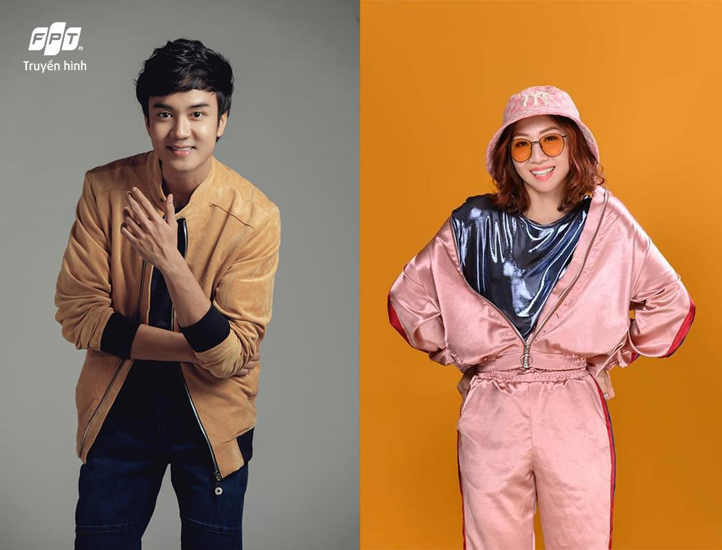 Bộ đôi host Cáo và Linxi tái hợp trong chương trình tương tác Chơi Hay Chia - Ảnh 1.