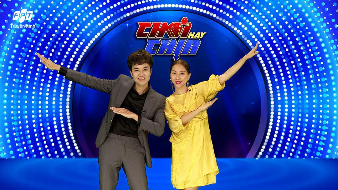 Bộ đôi host Cáo và Linxi tái hợp trong chương trình tương tác Chơi Hay Chia - Ảnh 3.