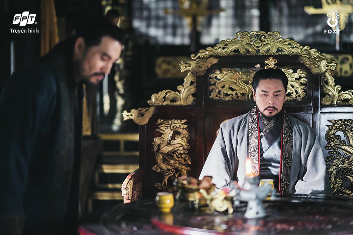 Sông Đón Trăng Lên, bộ phim cổ trang Hàn Quốc mới nhất không thể bỏ qua - Ảnh 4.
