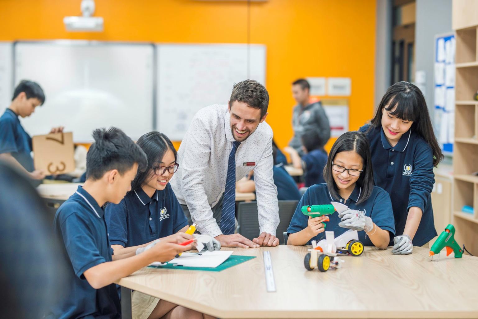 Hệ thống trường Vinschool tại Thanh Hóa bắt đầu tuyển sinh năm học 2021 - 2022 - Ảnh 1.