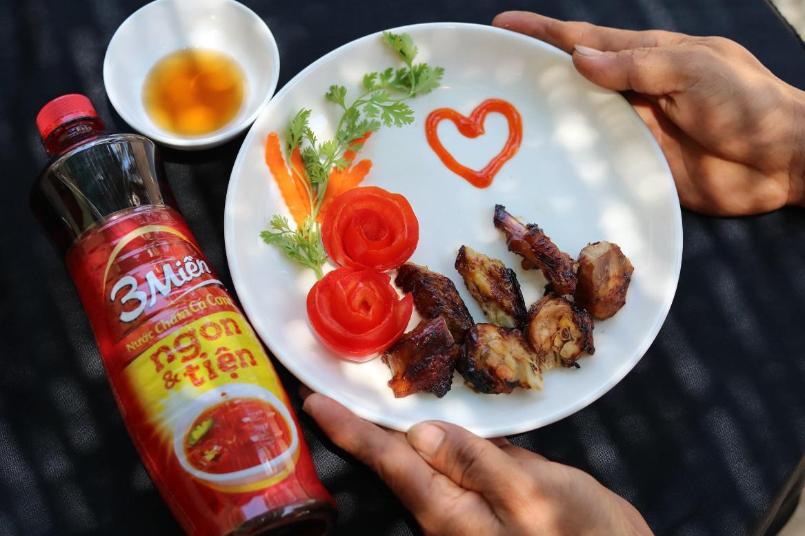 Cùng 3 Miền, đôi tay đàn ông đâu chỉ làm việc nặng mà còn có thể nấu những món ăn yêu thương - Ảnh 3.