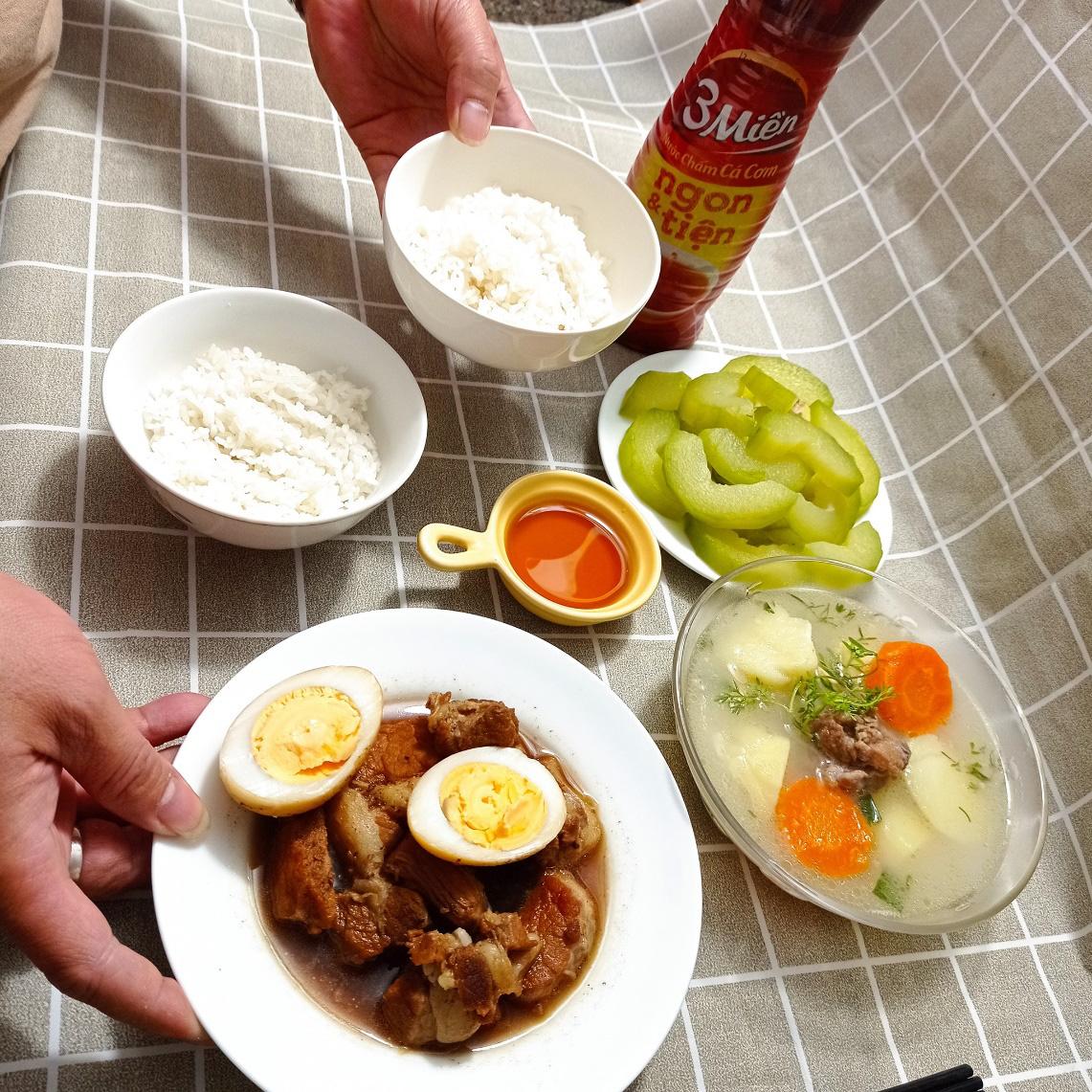 Cùng 3 Miền, đôi tay đàn ông đâu chỉ làm việc nặng mà còn có thể nấu những món ăn yêu thương - Ảnh 4.