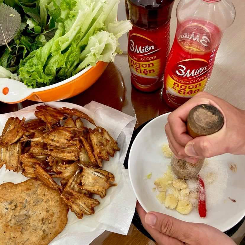 Cùng 3 Miền, đôi tay đàn ông đâu chỉ làm việc nặng mà còn có thể nấu những món ăn yêu thương - Ảnh 5.