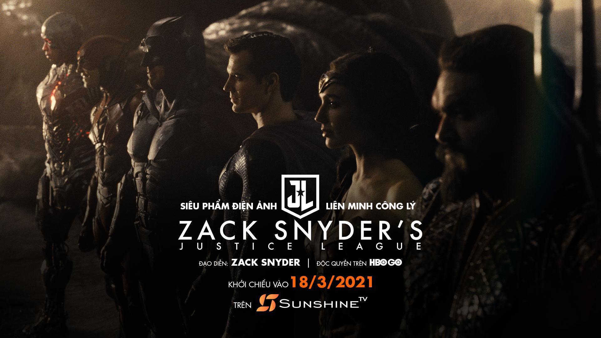 """Không chiếu rạp, fan DC có thể xem """"Zack Snyder's Justice League"""" ở đâu? - Ảnh 1."""