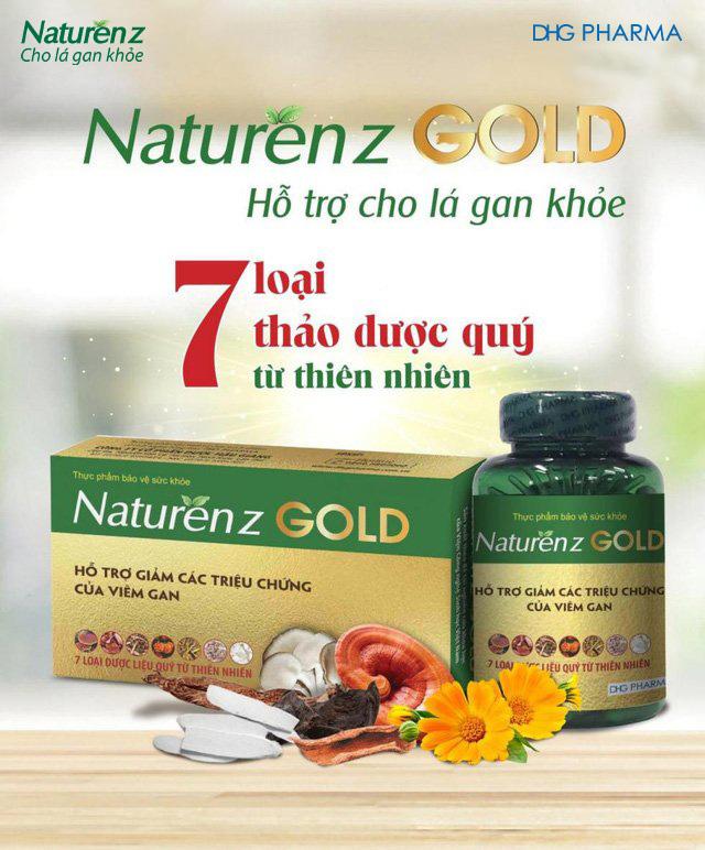Naturenz Gold nâng tầm dược liệu giải độc gan bằng thành tựu khoa học mới - Ảnh 4.