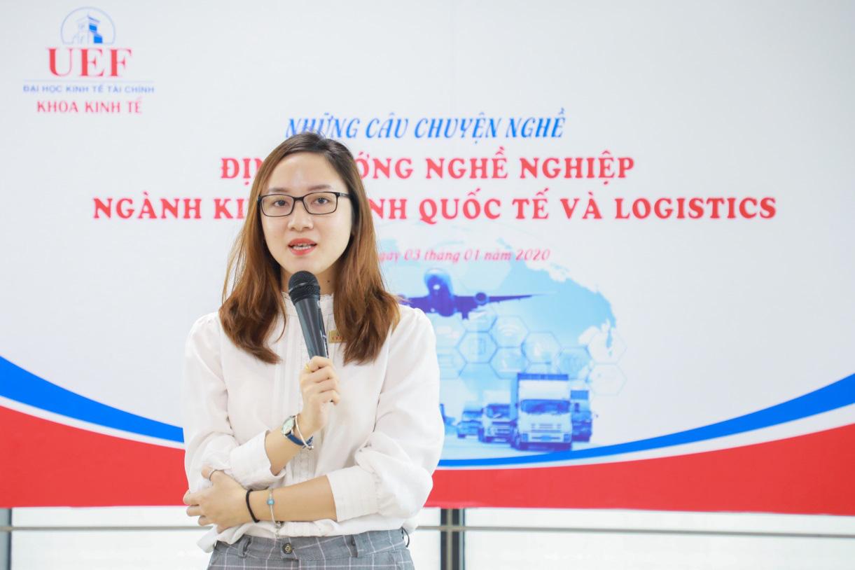 Ngành Logistics và Quản lý chuỗi cung ứng ngày càng thu hút người trẻ - Ảnh 2.
