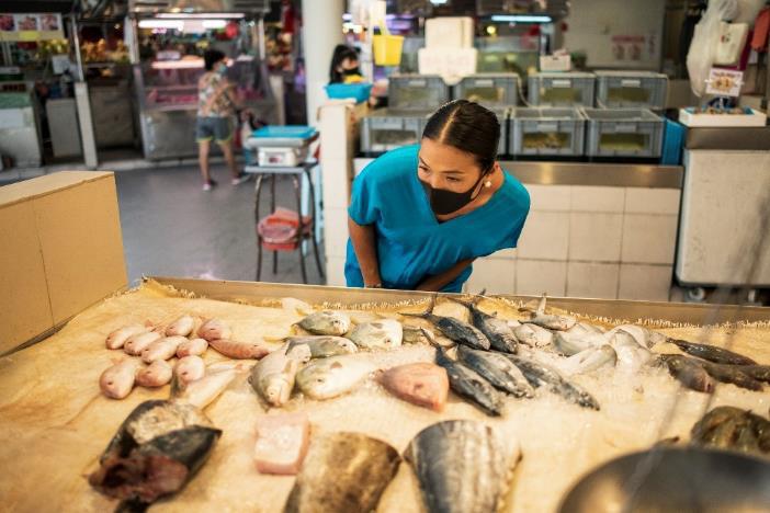 Singapore khác lạ như thế nào đối với gia đình Bằng Lăng? - Ảnh 3.