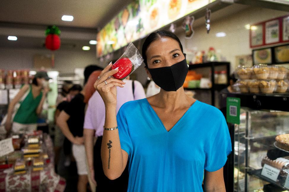 Singapore khác lạ như thế nào đối với gia đình Bằng Lăng? - Ảnh 6.