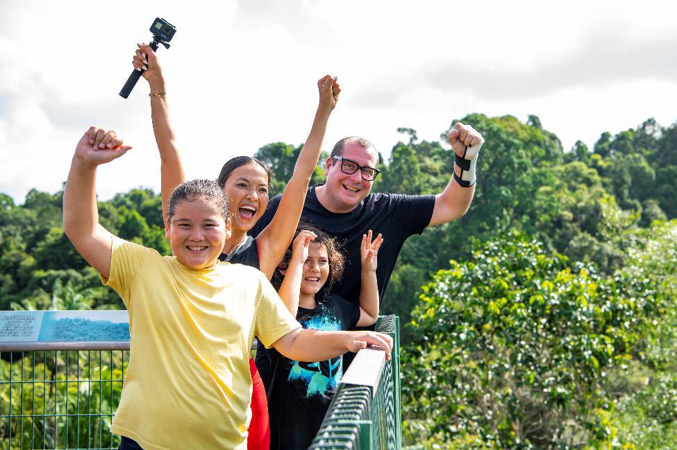 Singapore khác lạ như thế nào đối với gia đình Bằng Lăng? - Ảnh 9.