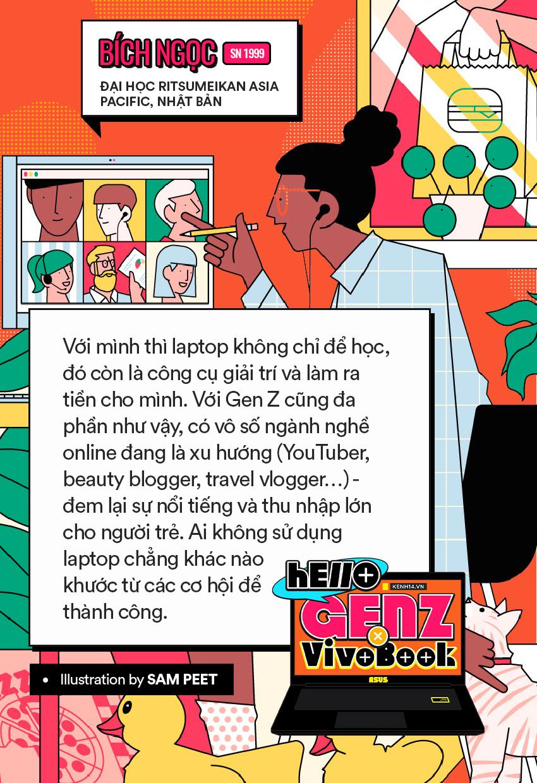 """Gen Z và câu chuyện muôn thuở: Nếu bị người lớn bảo """"Cả ngày chỉ cắm đầu vào laptop"""", bạn sẽ trả lời như thế nào? - Ảnh 3."""