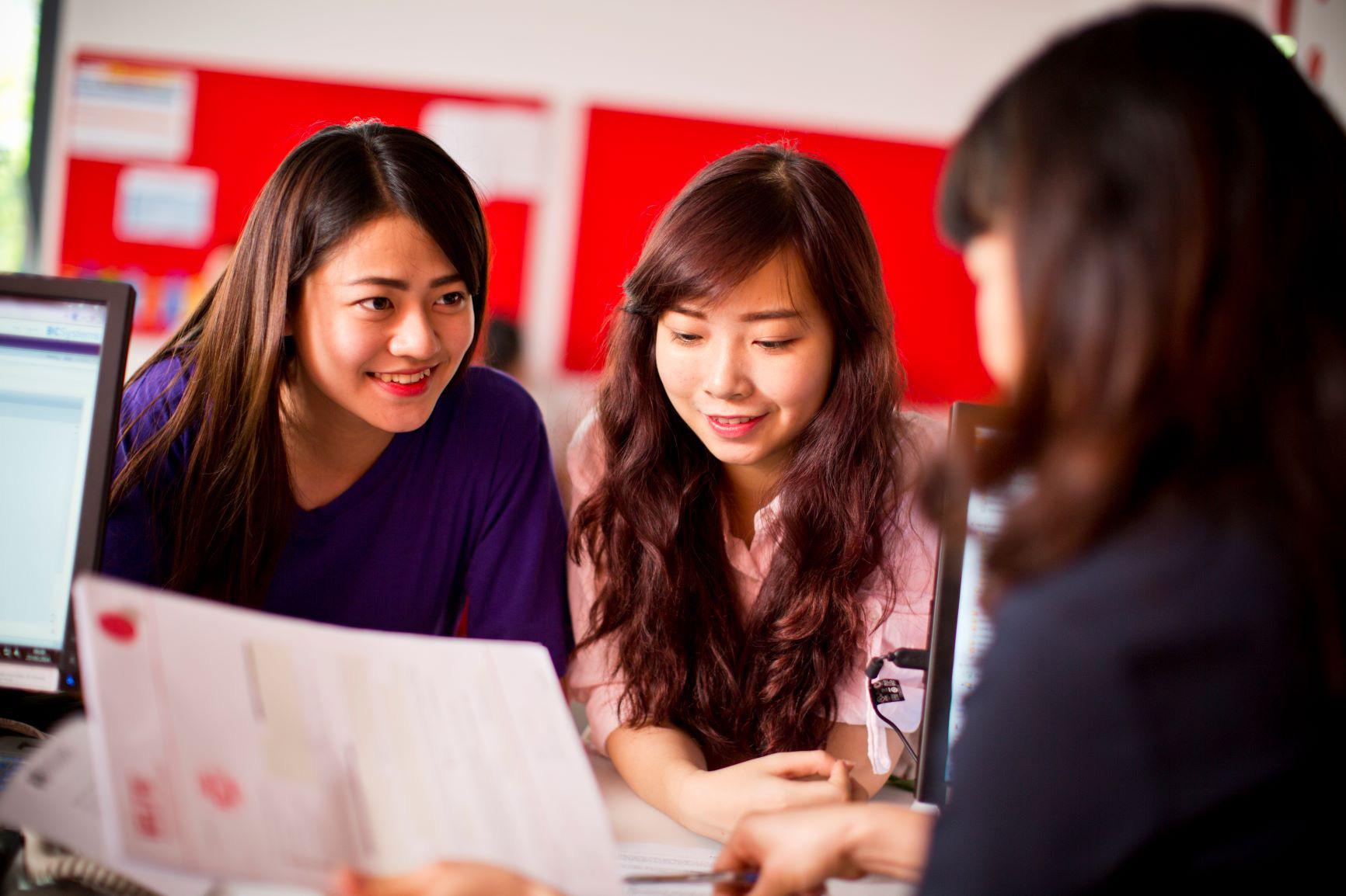 Cơ hội thực hành Anh ngữ chủ đề toàn cầu cho học sinh THPT - Ảnh 1.