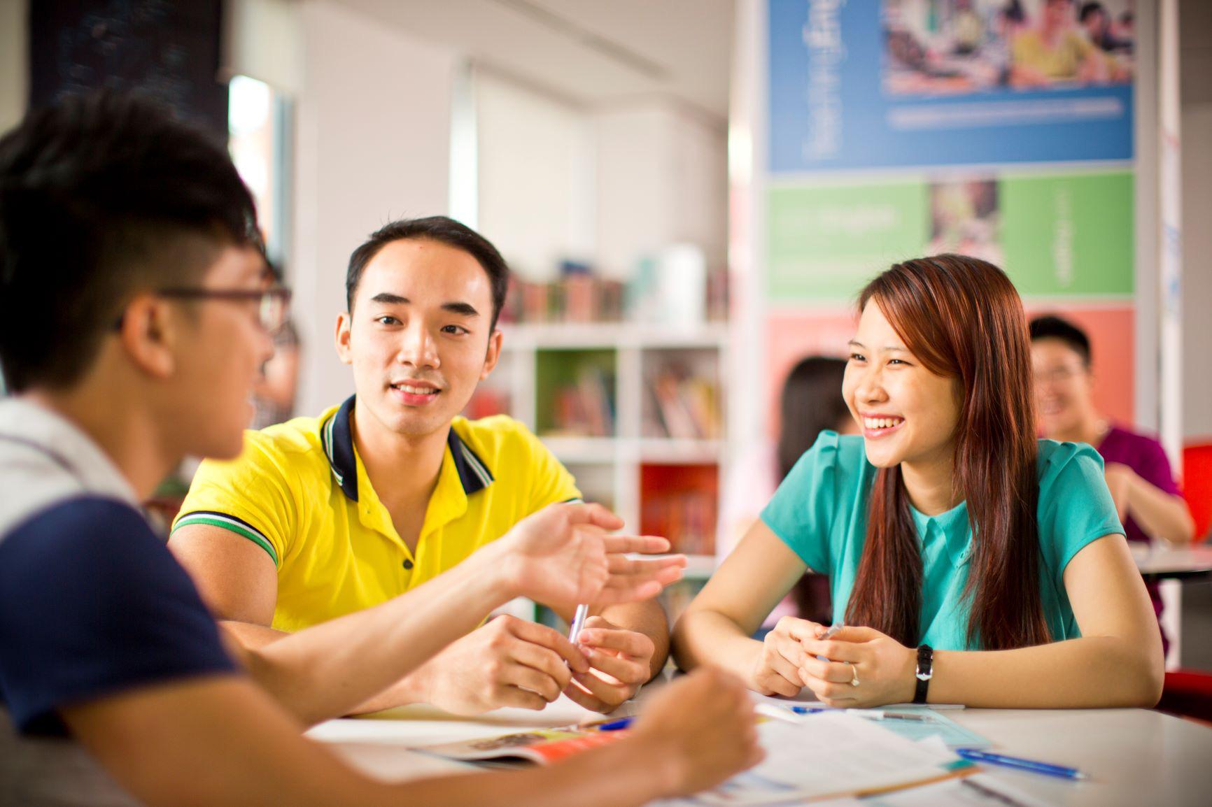 Cơ hội thực hành Anh ngữ chủ đề toàn cầu cho học sinh THPT - Ảnh 2.