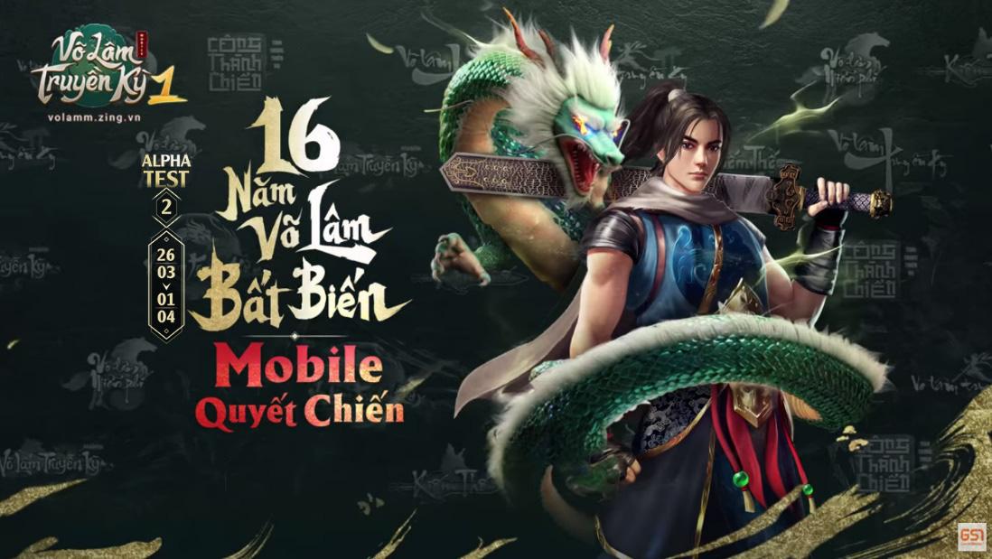 Sau khi công phá mảng điện ảnh, Trấn Thành tiếp tục phủ sóng cùng dự án khủng với Võ Lâm Truyền Kỳ 1 Mobile - Ảnh 2.