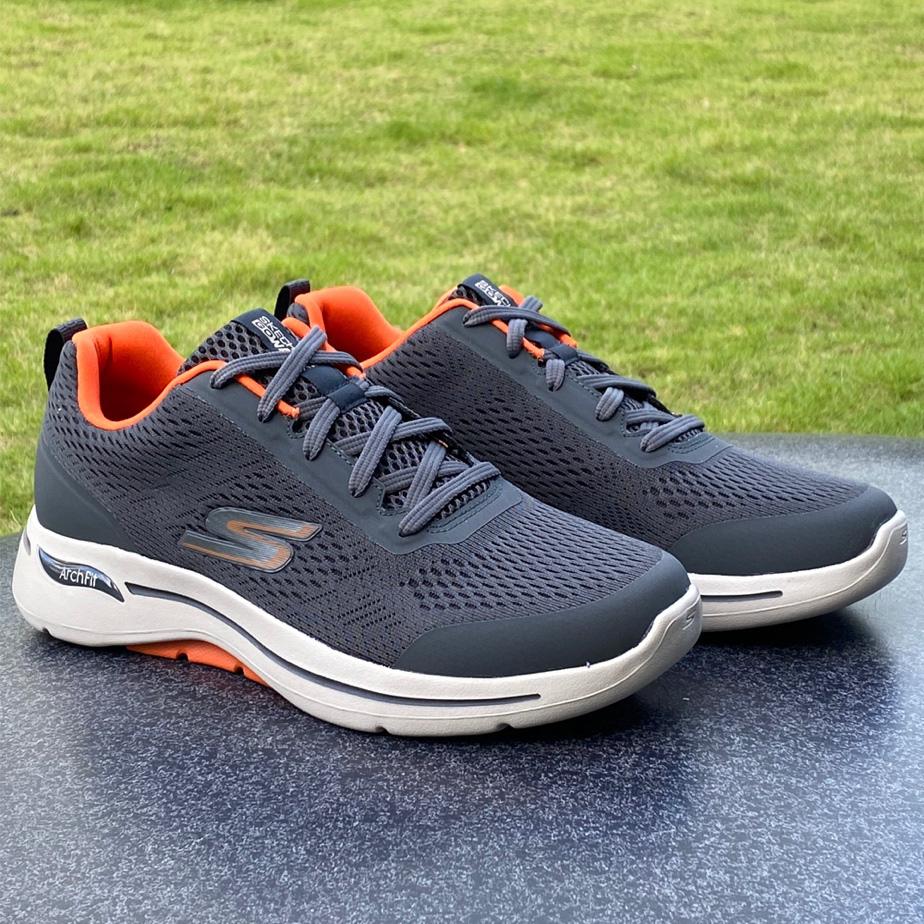 """Giày thể thao Skechers Gowalk Arch Fit - """"item"""" mới trong bộ sưu tập của các tín đồ thời trang năng động - Ảnh 4."""